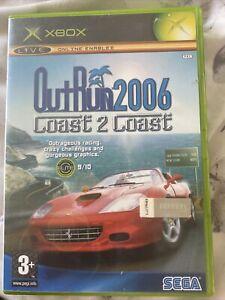 outrun 2006 coast 2 coast xbox