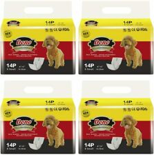 Dono Disposable Dog Diapers Male Dog Wraps XS