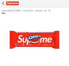 Supreme Oreos 3 Pack