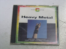CD  Heavy Metal Judas Priest BOC Europe Quiet Riot Alice Cooper Journey