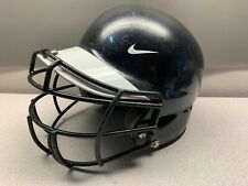 Nike Baseball / Softball Batting Helmet With Face Guard Sz 6 3/8 - 7 3/8 BP0047