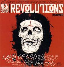 Various Metal(CD Album)New Year Revolutions-Metal Hammer-New
