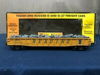 Mth Reading Gondola Car w/ Junk Load 30-7017B