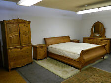 oakwood interior bedroom set  QUEEN OR KING  #7