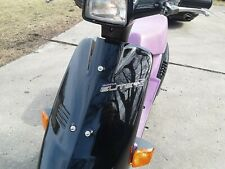 1987 Honda Elite 50SR 45MPH Rare Mint   Yamaha Jog Zuma Razz Spree Moped Scooter