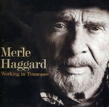 Merle Haggard - Working in Tennessee [New CD]