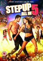 Step Up 5: All In [DVD][Region 2]