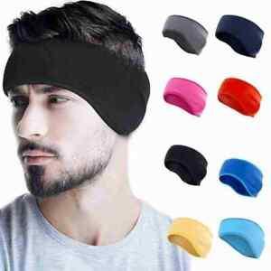 Winter Ear Warmer Headband Fleece Ear Muffs Warmers Headbands for Outdoor Sports