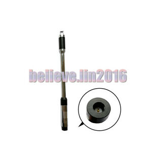 RH-770 Telescopic High Gain SMA-Male Dual Band Antenna For Yaesu ICOM RADIO