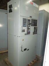 Eaton Cbc8c3x40600xsu 600a 3ph 34w 480v 5060hz Automatic Transfer Switch