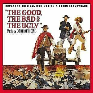 The Good, The Bad And The Ugly - OST - Ennio Morricone (NEW 3CD)