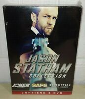 JASON STATHAM COLLECTION - JOKER - SAFE - REDEMPTION - ITA - ENG - 3 DVD