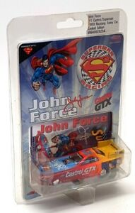 Action 1/64 Scale W649929254 - John Force #1 Castrol Superman Mustang Funny Car