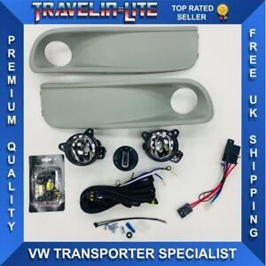 T5 Caravelle LED Fog Light Kit 2003-2009 Superb Quality