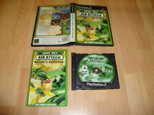 ARMY MEN AIR ATTACK BLADE'S REVENGE DE 3DO PARA LA SONY PS2 USADO COMPLETO