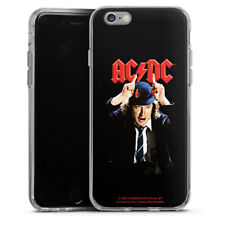 Apple iPhone 6 Silikon Hülle Case - ACDC Riverplate