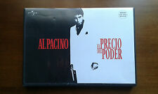 USADO - DVD de la película  EL PRECIO DEL PODER - Item For Collectors