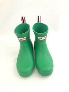 Women Hunter Boots Short Play Boots Original Hunter Rain Boots