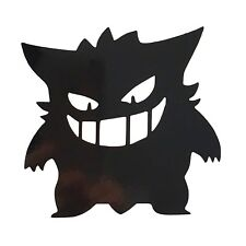 Pokemon Gengar Vinyl Decal Sticker