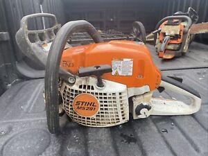Ms 291 stihl chainsaw parts