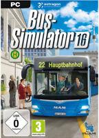 Bus Simulator 16 Steam BS 2016 Spiel PC CD Key Download Key [DE/EU] Code