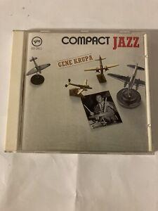 Gene Krupa - Compact Jazz CD