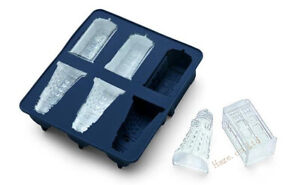 Doctor Who Tardis and Dalek Silicone Ice Cube Tray Candy Jelly Mold DIY Kid Gift