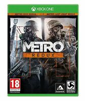 Metro Redux (Xbox One) MINT - Super FAST DELIVERY