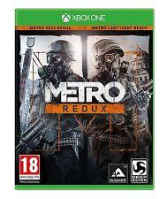 Metro Redux (Xbox One) Comme neuf - 1st Classe Livraison