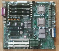 Motherboard SuperMicro X7DBE+2 CPU XEON E5335+RAM 8Gb DDR2+original i/o shield