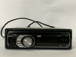 JVC KD-R801 Bluetooth Car Stereo Radio Head Unit USB AUX MOSFET 50Wx4