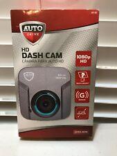 Auto Drive Hd Dash Cam, 1080p Hd - Silver (Model Ad-161) Brand New