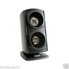 Versa Dual Double 2 Watch Winder for Automatic Mechanicals Black MSRP $129.95