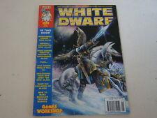White Dwarf 209 *Epic / High Elves* Games Workshop