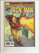Iron Man #1 - Heroes Return - NM