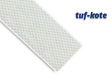 High Intensity Reflective Conspicuity Tape, White, 2 inch thick x 5 meter Length