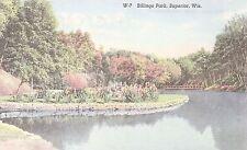 Billings Park, Superior, WIS  Postcard