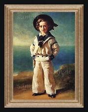 "Doll Colonial Boy dollhouse miniature  1/"" scale  1pc SD0018"