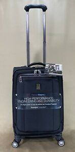 """Travelpro Platinum Magna 2 Black 21"""" Carry-On Expandable Suiter Spinner Suitcase"""