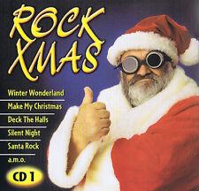 Rock X-mas -Sampler CD ( 3 CDs ) Box Set