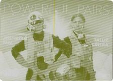 "Women Of Star Wars Yellow Printing Plate Powerful Pairs PP-9 Jess ""Testor"" Pava"