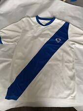 nike fit medium activewear jersey white shirt