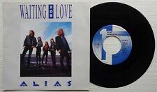"New listing ALIAS 'Waiting For Love (Single Edit)' 1990 German 7"" vinyl"