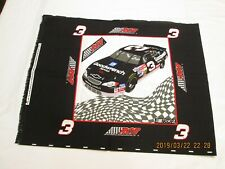 """New listing Dale Earnhardt Sr Goodwrench 100% Cotton New Pillow Panel """" Rare """" Out Of Print"""