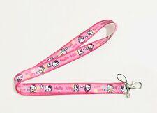 Hello Kitty Lanyard, Neck Strap, ID holder, UK Seller