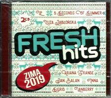 Fresh Hits Zima 2019 (Sealed/Folia) Sigrid,Alma,LP,Ella Mai,Seinabo Say