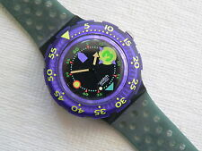 1992 Scuba 200 Swatch Watch Captain Nemo SDB101