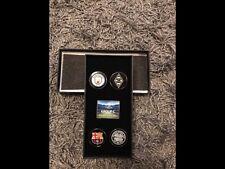 Borussia Mönchengladbach Pin Set Europa Champions League K. Karten VFL MG Ultras