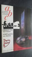 Catálogo De Venta Mensual N º 208 Abc Icart Pintor De Abril 1982 Buen Estado