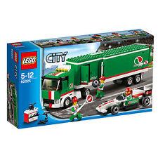 LEGO® City 60025 Truck NEU OVP_ Grand Prix Truck NEW MISB NRFB